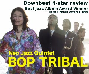 Bop Tribal - Best Jazz Award Winner