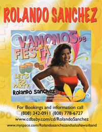 Buy Rolando Sanchez' CD at CDBaby